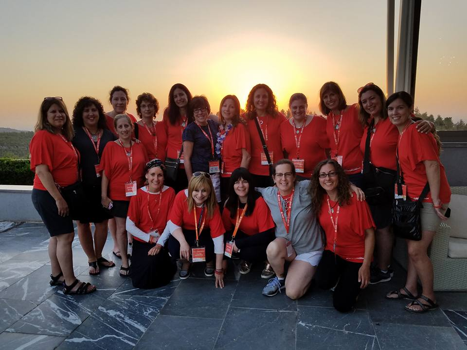 WOW/CTC Momentum (JWRP) Israel Trip 2017
